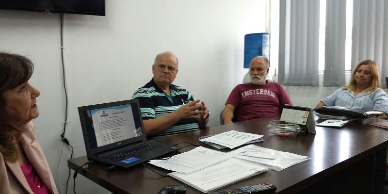 Eleições Diretoria e Conselho Fiscal ADM-RS 2019