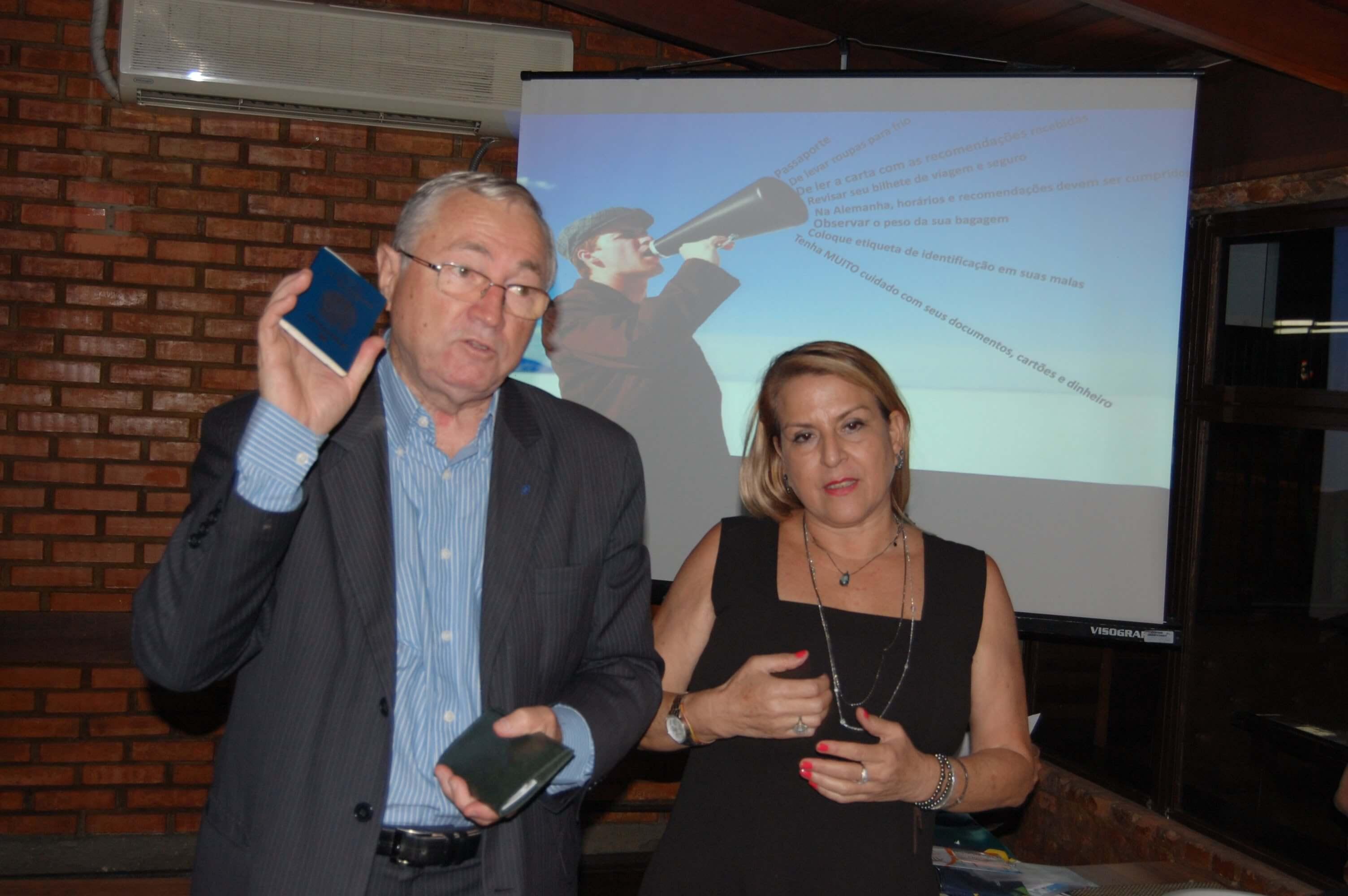 Missão Empresarial Alemanha 2018 - Reunião dos participantes